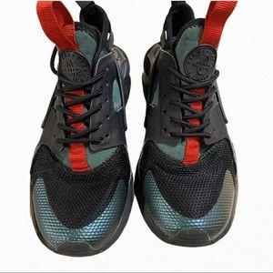 Nike huarache custom Gucci 5.5y